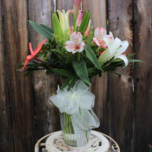 Home / Shop / Maui Flower Delivery / Spring Flower Arrangement Local